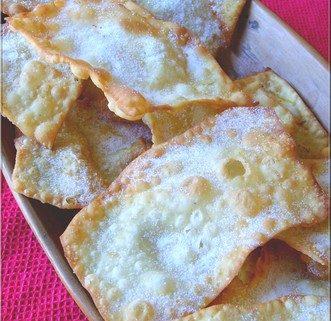 Recette des oreillettes, les beignets provencaux