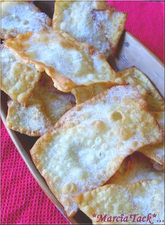 oreillettes beignets provencaux