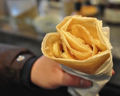 recette pâte à crêpe