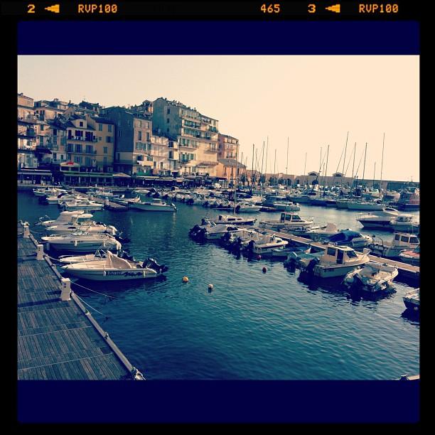Bastia le port