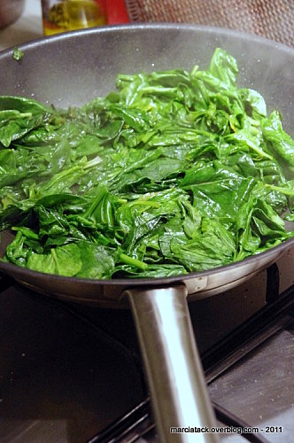 Conseils pour préparer les épinards frais