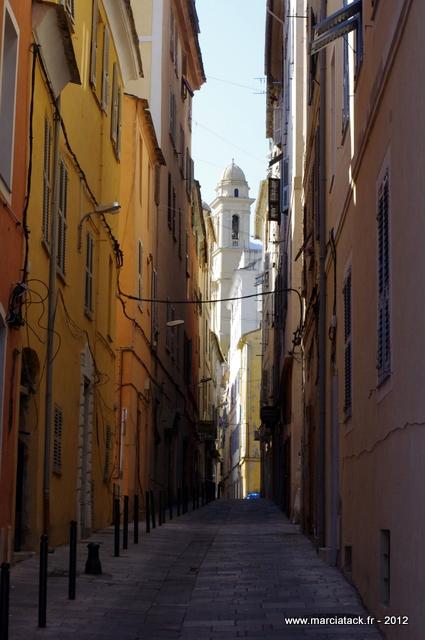 Ruelles de Bastia
