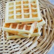 Recette de gaufres à la crème fraîche