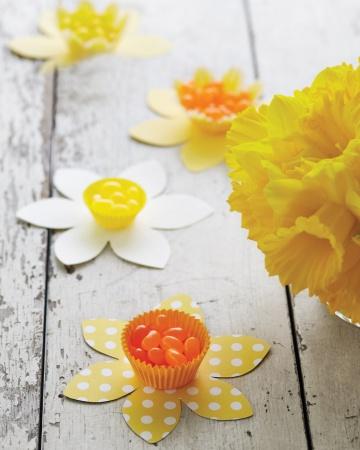 Des idées de dernière minute pour décorer la table de Pâques