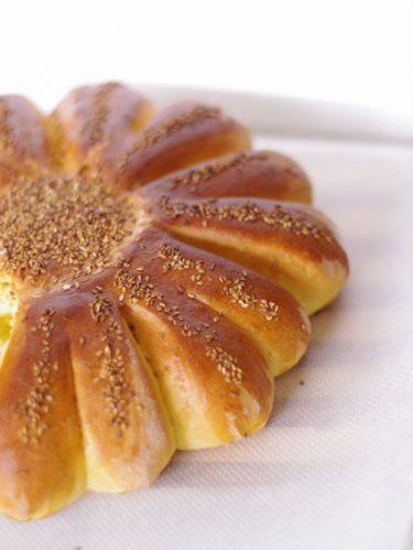 Recette de pain fleur