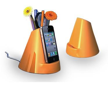 pot a crayon pour iphone
