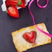 Pop-Tart-a-la-fraise