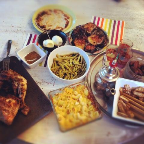 Idée repas de ramadan