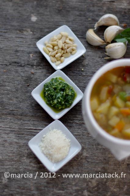 soupe au pistou la recette facile de la soupe proven ale. Black Bedroom Furniture Sets. Home Design Ideas