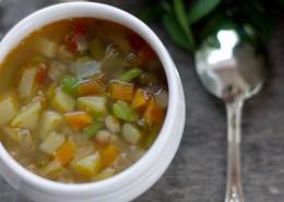 recette de la soupe au pistou