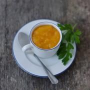 Recette facile de soupe de carottes au cumin