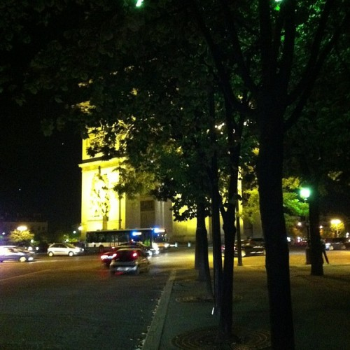 Paris-la-nuit