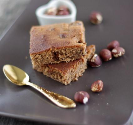 Recette de brownies chocolat praliné