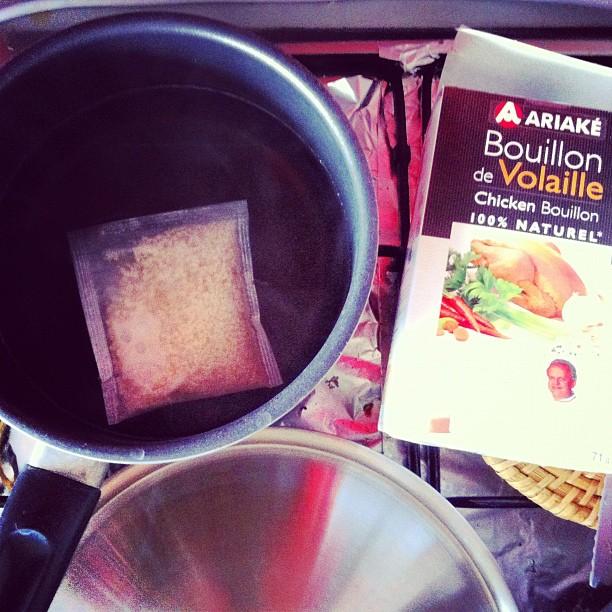 Concours de cuisine Ariaké