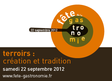 la fête de la gastronomie 2012