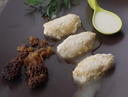 Recette de quenelle de poulet fait maison