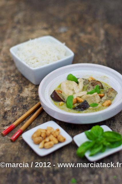 Poulet-au-curry-vert-thailandais