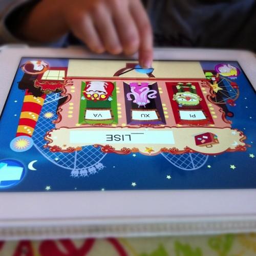 application ipad pour enfants