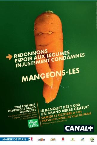Le banquet des 5000, samedi 13 octobre à Paris