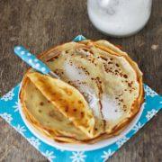 Pâte à crêpe, recette facile et inratable