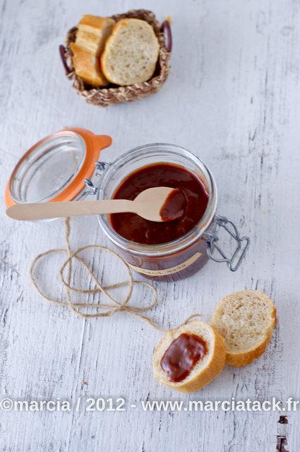 Recette pâte à tartiner maison