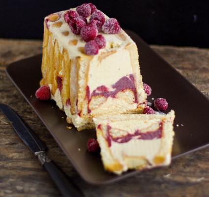 Desserts glac s de no l dossier recettes - Faire une glace sans sorbetiere ...