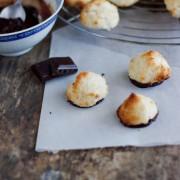 Recette de rochers noix de coco au chocolat ou congolais