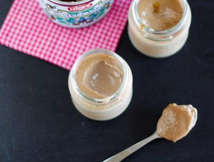 Recette de crème dessert à la crème de marron