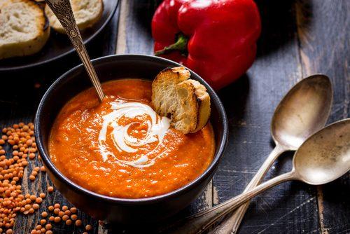 idées pour accompagner la soupe de légumes