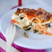 recette de lasagnes aux légumes d'hiver