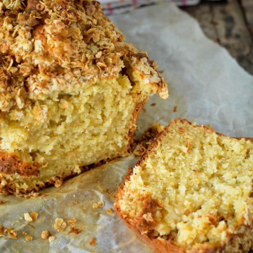Recette de cake aux pommes rapees