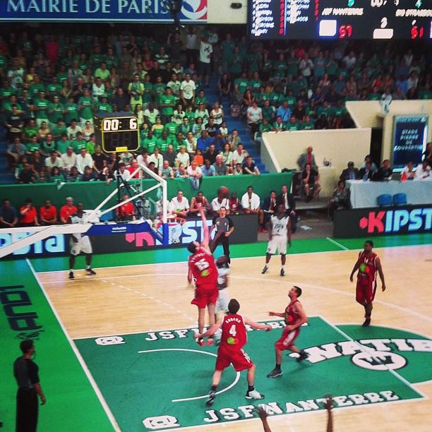 basket-nanterre-champion-de-france-2013