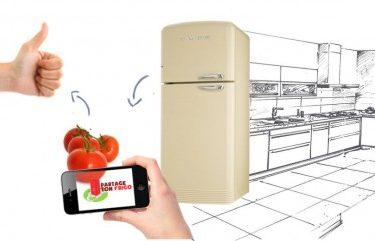 Partage ton frigo : une solution anti-gaspi astucieuse !
