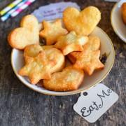recette crackers au fromage fait maison