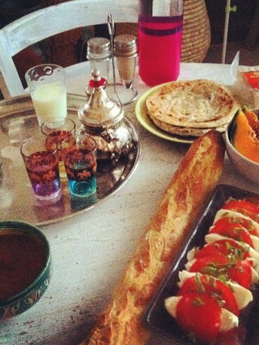table de ramadan, recettes de ramadan