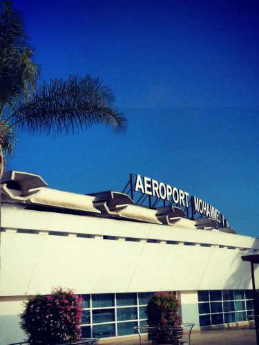 aeroport de casablanca