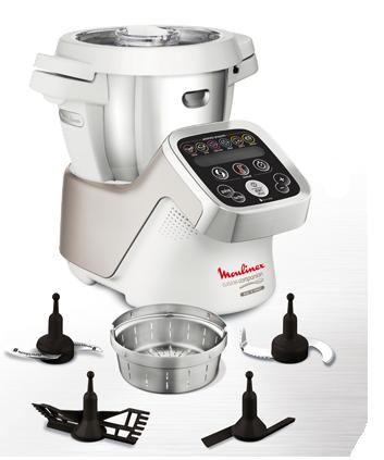 Cuisine Companion : un robot de cuisine qui sait tout faire !