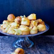 Recette de muffins à la raclette