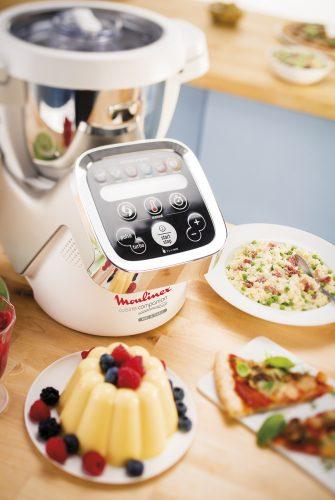 Cuisine companion le robot culinaire qui fait tout enfin 2016 car release date - Robot cuisine allemand qui fait tout ...