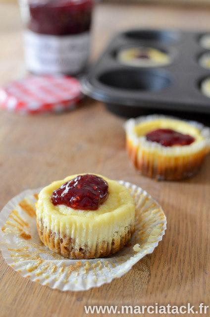 cheesecakes mini gourmands