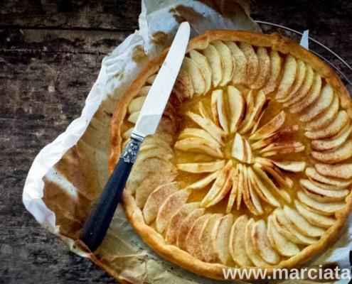 Recette facile de la meilleure tarte aux pommes