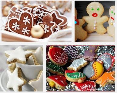 Découvrez nos idées recettes de biscuits de Noël !