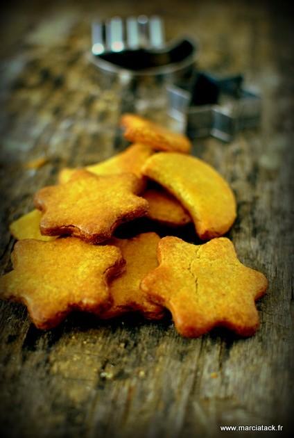 Recette de bredele à la cannelle, les biscuits de Noël Alsaciens