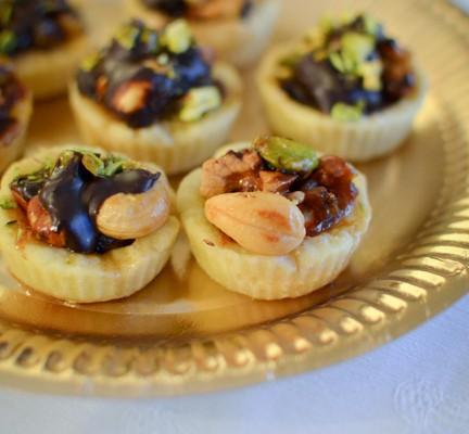 Recette des Tartes mendiants, recette de Provence