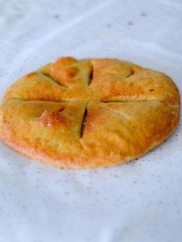recette de la pompe à huile, recette de Provence