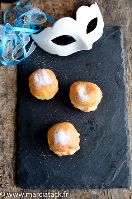 recettes  de beignets de mardi gras