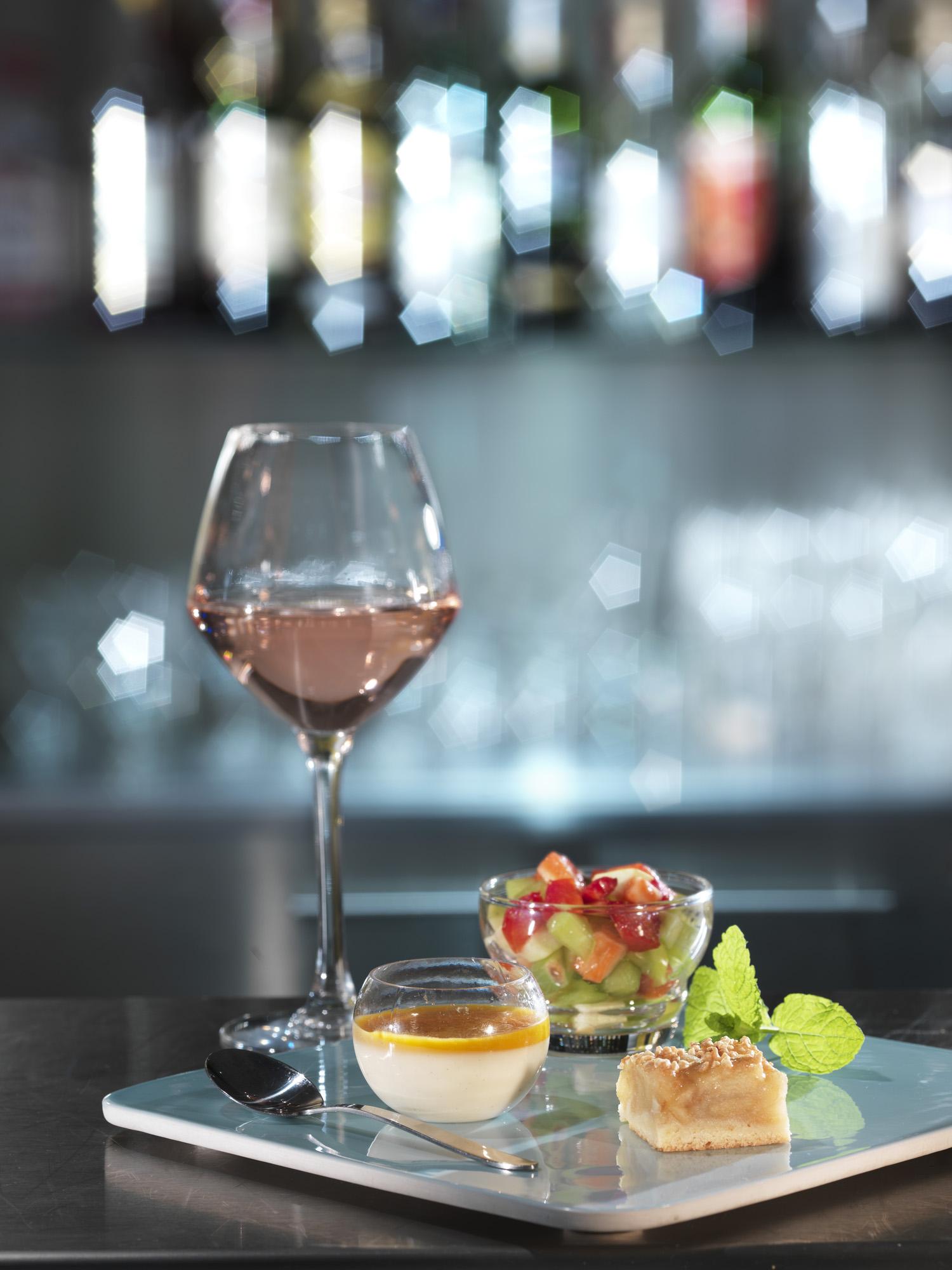 Découvrez les nouveautés Mercure en termes de gastronomie et de vins
