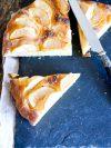 Recette de la tarte briochée aux fruits