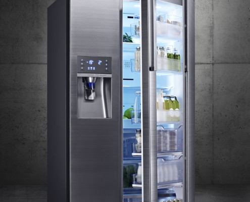 Frigo samsung food showcase