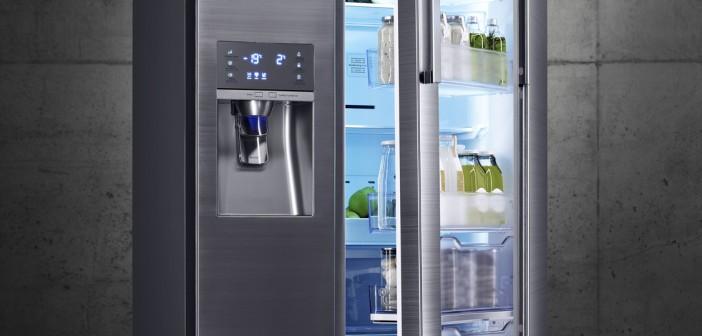 Avis sur le frigo samsung food showcase - Conservation aliments cuits hors frigo ...